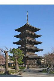 東寺五重塔,京都,Toji-temple-kyoto